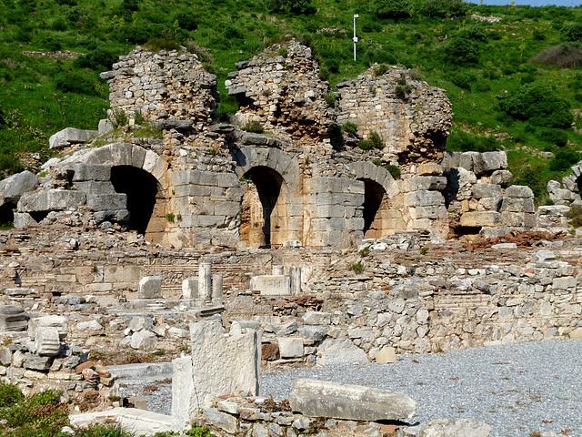 Ephesus- Roman Baths