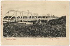 WP2070 WPG - MARYLAND BRIDGE (LOOKING SOUTH)