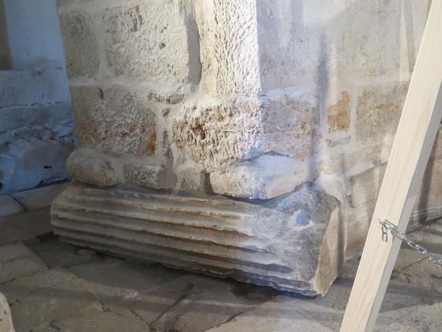Eglise Saint-Donat, remploi 4.