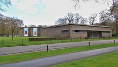 Nederland - Holandia. Kröller-Müller Museum