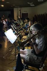 The mighty trombones