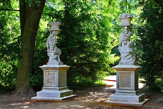 Neuruppin, Tempelgarten