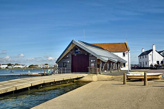 Mudeford Lifeboat Station