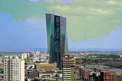 Die EZB-Psychedelisch (Best on black)
