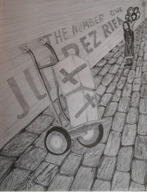 """Juárez rifa"""