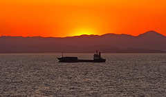 Sunset of Geoje