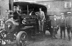 George Fryer's Foden?