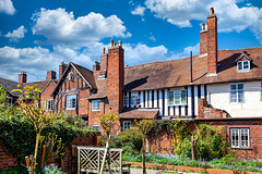 Lichfield houses