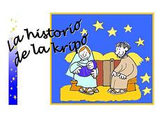 La historio de la kripo - titolpaĝo