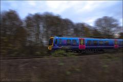 The Train Leaving ...