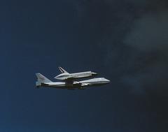 Boeing 747-navette spatiale Enterprise