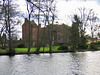 Moat around Harvington Hall (Grade I Listed Building)