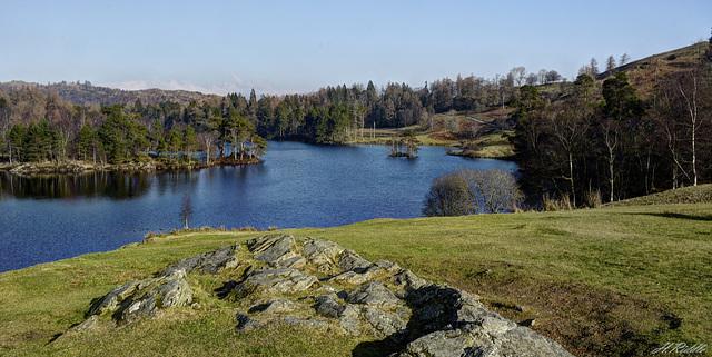 Tarn Hows, jewel of the Lake District