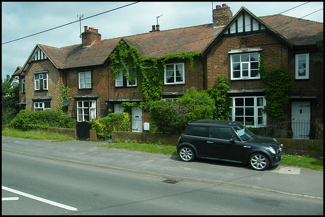 Colwich houses