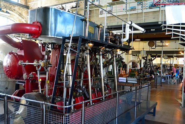 Nederlands Stoommachinemuseum 2015 – Steam Engine