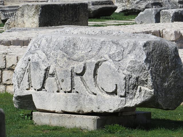 Forum de Zadar.