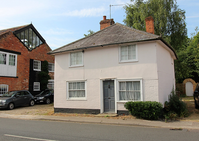 Stanhope, High Street, Yoxford, Suffolk