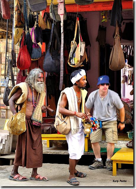 """Pushkar Streets"" - Rajasthan - INDIA"
