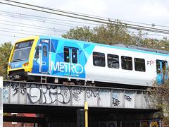 Metro X'Trapolis 100 - 5 March 2015
