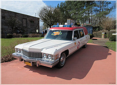 Ghostbusters 5D ECTO-1