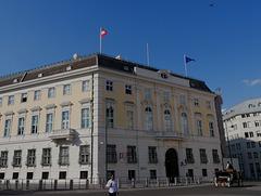 Wien / Vienna, Ballhausplatz