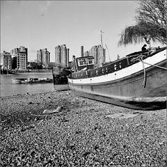 Battersea Beach.