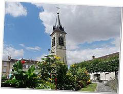 Le joli clocher St Barthélemy, Melun