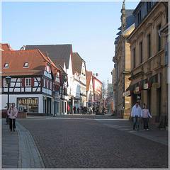 Bretten - Melanchthonstraße [PiP]