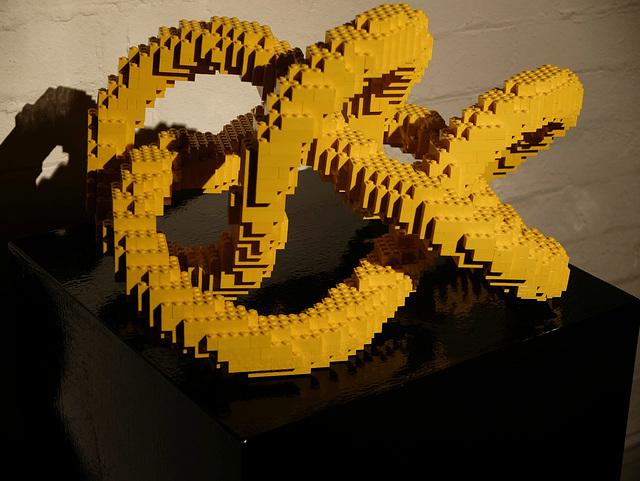 The Art of the Brick (11) - 7 February 2015