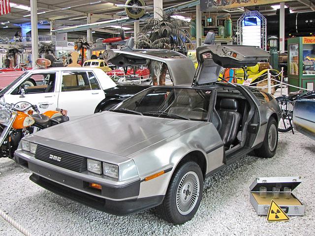 Zurück in die Zukunft ... (DeLorean DMC-12, 1981)