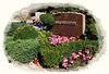 Das Urnengrab von Lale Andersen auf Langeoog