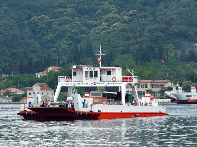 Vehicle Ferry 'Perast'