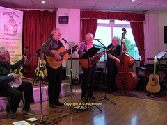Spinners - Hungry Horse Folk Club Ellesmere Port 13-08-15