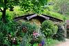 """T0A1588 Village construit pour le film """"Le Hobbit"""""""