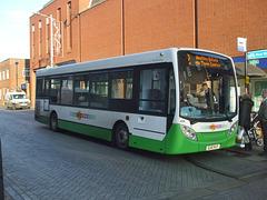 DSCF5995 Stephensons EU10 NVP in Bury St. Edmunds - 1 Dec 2016