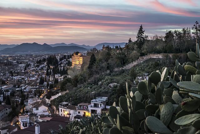 Contemplando... Granada