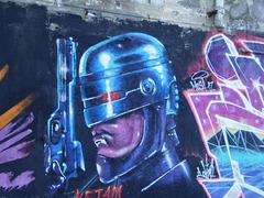 Robocop, by Ketam.