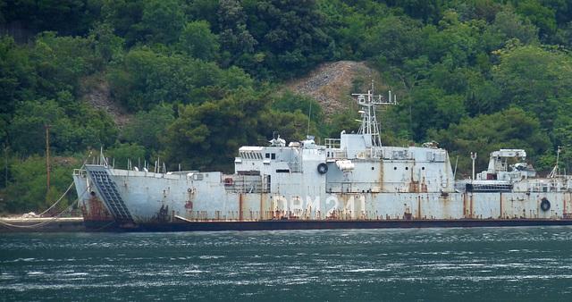 Former Yugoslav Navy Landing Ship/ Minelayer