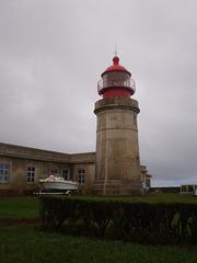 Albarnaz Lighthouse (1925).