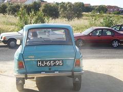 Citroën Ami 8, 1984.