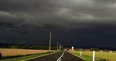 Nous avons eu le droit à une très belle averse !!!!