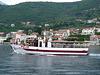 Pajo Tourist Boat Returning to Herceg Novi