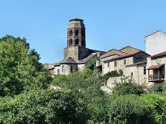 Lavaudieu - Abbaye Saint-André