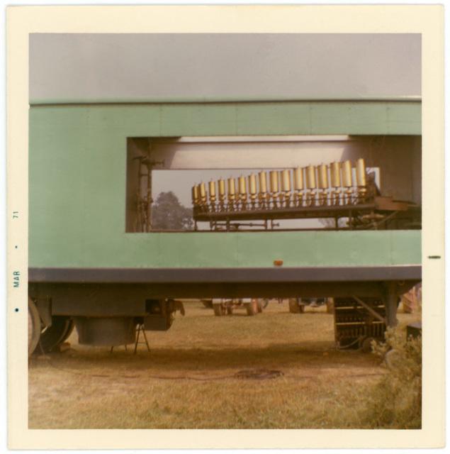 Getz's Steam Calliope, 1971