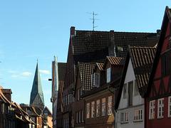 Häuser 'Im Wendischen Dorfe'