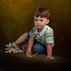 L'enfant aux Kaplas