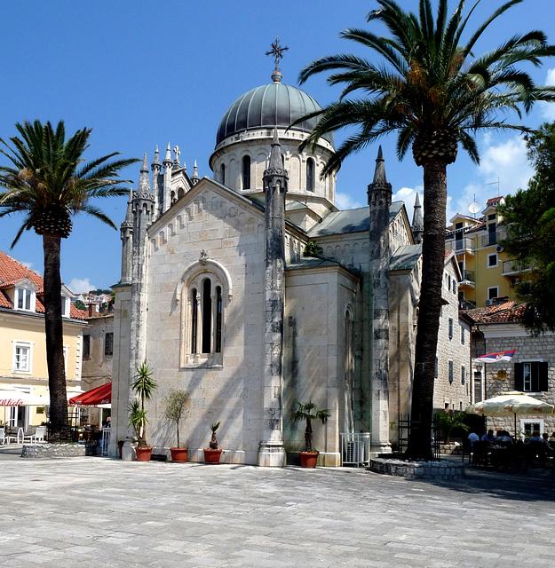 Herceg Novi- Church of Saint Michael the Archangel