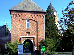 DE - Brüggen - Burg Brüggen