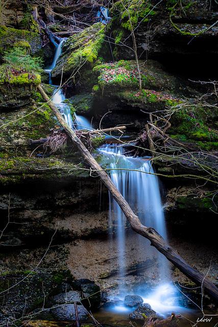 Fall down ++ Wasserfall