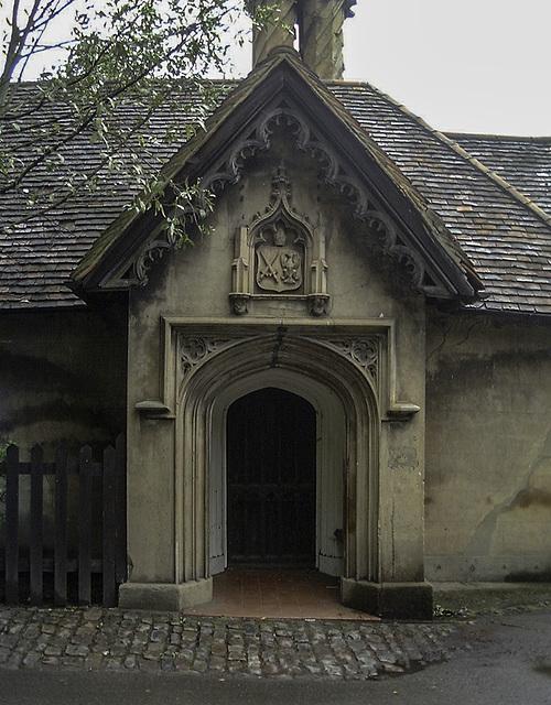 Gatehouse Doorway